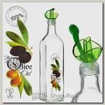 Бутылка для хранения жидкости Mayer&Boch 80565 0.5 литра, стекло
