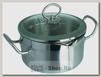 Кастрюля Regent inox Pasta 93-PSv-02, 1.8 литра