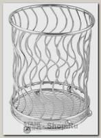 Подставка для столовых приборов Regent inox Trina 93-TR-05-02, сталь, 11х13 см