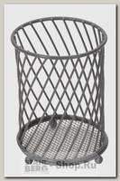 Подставка для столовых приборов Regent inox TRINA 93-TR-05-07, 10х10х14 см
