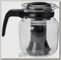 Чайник заварочный Simax Matura 3772/S 1.5 литра, с фильтром-сеточкой