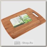 Доска разделочная Agness 897-029 40х30 см, бамбук