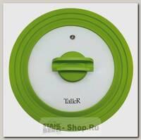 Крышка для посуды TalleR TR-8006, 20-22-24 см, с пароотводом