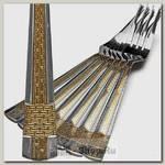 Набор вилок столовых Mayer&Boch 25725 6 штук, сталь 2.2 мм
