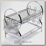 Сушилка для посуды Mayer&Boch 4005 45х25 см, сталь