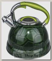 Чайник со свистком Winner WR-5013 3 литра, сталь