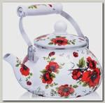 Чайник для кипячения воды Mayer&Boch 27977 2.5 литра, эмалированный