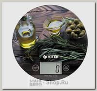 Весы кухонные VITEK VT-8029(BN), электронные