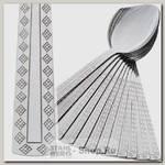 Набор чайных ложек Mayer&Boch 27475 12 штук, сталь