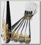 Набор вилок столовых Mayer&Boch 25728 6 штук, сталь 2.2 мм