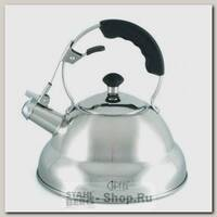 Чайник со свистком GiPFEL Visit 1133 2 литра, нержавеющая сталь