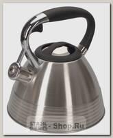 Чайник со свистком Regent inox TEA 93-TEA-33, 3 литра