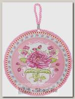 Подставка под горячее Loraine 24547 Цветок, керамика, 17 см