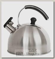 Чайник со свистком TalleR Эдвин TR-1352, 2,5 литра