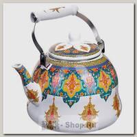 Чайник для кипячения воды Mayer&Boch MB-27992 6 литров, эмалированный