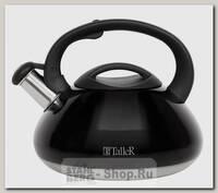 Чайник со свистком TalleR Эриксон TR-1381, 2.3 литра