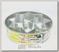 Форма для выпечки торта SNB 16281 24 см, нержавеющая сталь