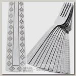 Набор вилок столовых Mayer&Boch 27474 12 штук, сталь