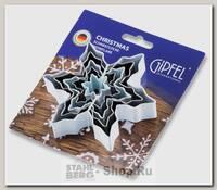 Форма для печенья GiPFEL Christmas 0358, нержавеющая сталь, 5 предметов