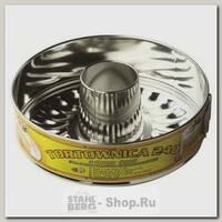 Форма для выпечки разъемная SNB 162102 22 см, сталь, с двойным дном