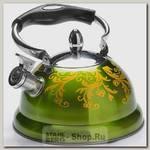 Чайник со свистком Mayer&Boch MB-29056 2.6 литра