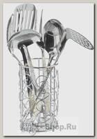 Набор кухонных приборов Mayer&Boch 21246, 6 предметов, на подставке