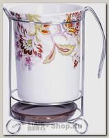 Подставка для столовых приборов Loraine 28888, керамика, 16.5 см