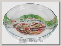 Форма для запекания VGP 0771 2.2 литра, боросиликатное стекло