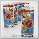 Набор стаканов Loraine 24075 370 мл, 6 предметов