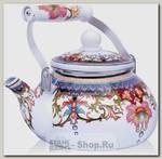 Чайник для кипячения воды Mayer&Boch 27979 2.5 литра, эмалированный