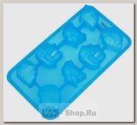 Форма для льда Regent inox Silicone 93-SI-FO-16.12 Путешествие, 19.5х10.5х2.5 см