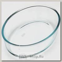 Форма для запекания Loraine 20672 1.6 литра, термостойкое стекло