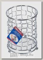 Подставка для столовых приборов Regent inox Trina 93-TR-05-03, сталь, 11х13 см