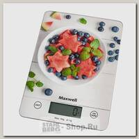 Весы кухонные Maxwell MW-1478 MC, электронные