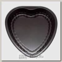 Форма для выпечки кекса Bekker BK-3921, сталь, 26,5х27х4,5 см