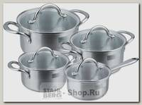 Набор посуды Rondell Destiny RDS-744, 8 предметов