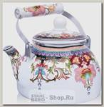 Чайник для кипячения воды Mayer&Boch 27983 2.5 литра, эмалированный