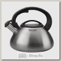 Чайник со свистком Rondell Krafter RDS-087 3 литра, сталь