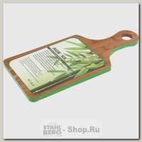 Доска разделочная Agness 897-004 35х16 см, бамбук