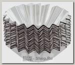 Набор форм для выпечки кексов SNB 16205 7 см, 10 штук
