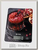 Весы кухонные VITEK VT-8032 BK, электронные