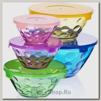 Набор контейнеров для хранения еды Mayer&Boch 27483, стекло, 5 предметов