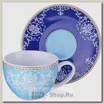 Чайный сервиз Loraine 27890 6 персон, 12 предметов