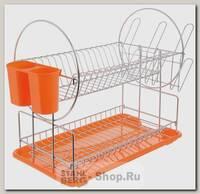 Сушилка для посуды Mayer&Boch 23219, 43х9 см