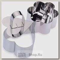 Набор форм для выпечки Mayer&Boch МВ-27397-1, сталь, 4 предмета