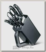 Набор кованых кухонных ножей Victorinox Grand Maitre 7.7243.6, 6 предметов, в подставке