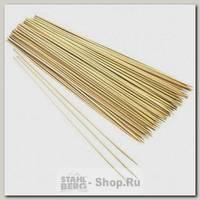 Шпажки бамбуковые Yiwu Weisina HYW0394 25 см, 90 штук