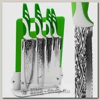 Набор кухонных ножей Mayer&Boch 24133, 5 предметов, в подставке