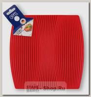 Подставка под горячее GiPFEL 0332, силикон, 20.3х20х0.7 см