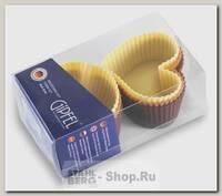 Набор форм для выпечки GIPFEL 0356 8х3.5 см, силикон